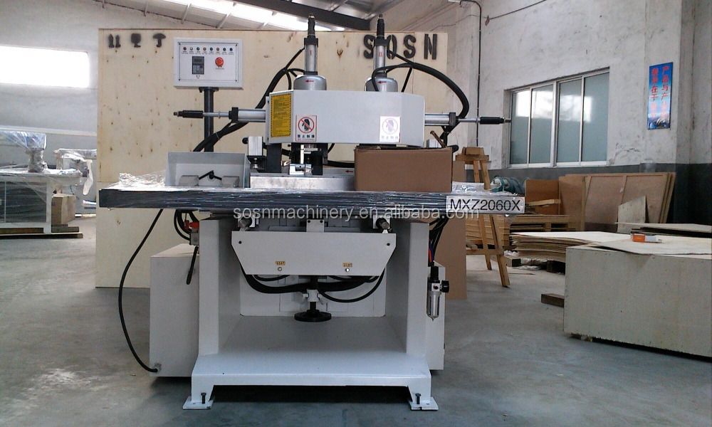 door mortise machine