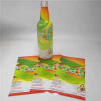 Adhesive Waterproof 3d Holographic Sticker /Label Paper