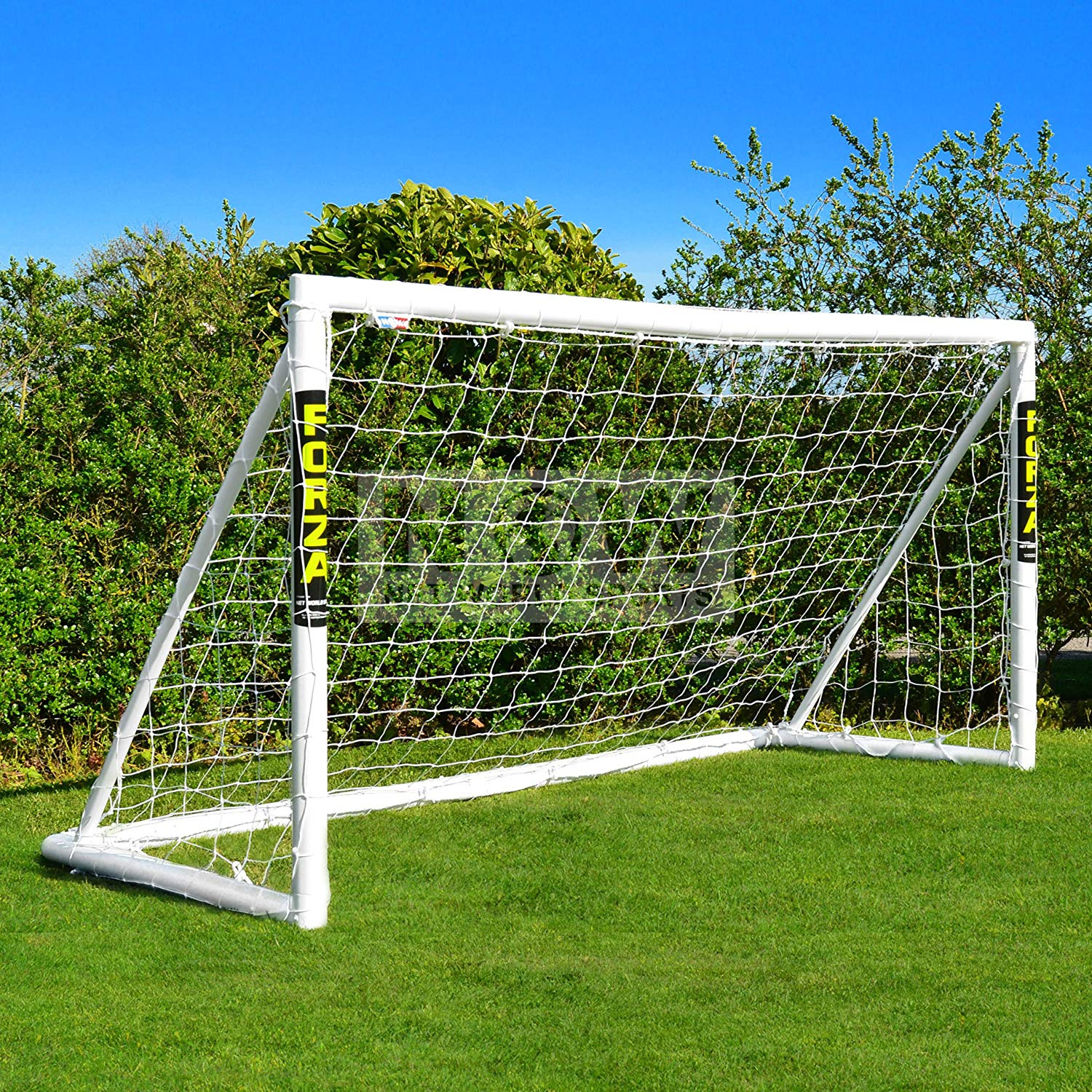 4f0b9a909 Get Quotations · FORZA 8' x 4' Soccer Goal - The ultimate soccer goal!STRONGEST  GOALS