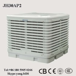 Heavy duty evaporative air cooler with duct industrial air cooler factory air cooling system