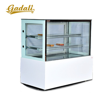 White Commercial Display Cake Refrigerator Showcase, Display Cake  Refrigerator Shocake Display Cabinet Refrigerate