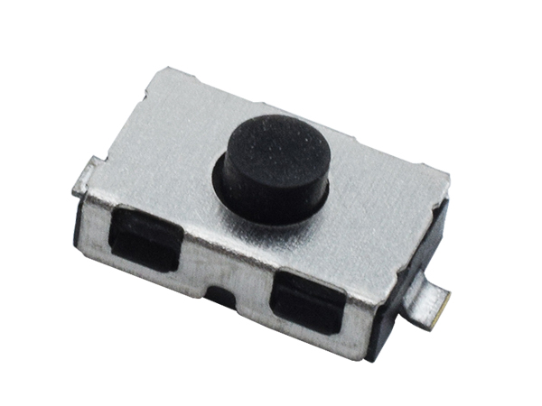 4X6x2.5mm 2 pin smd tact switch 12VDC electronic tact switch surface mount smt Normally closed tact switch