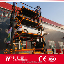 Hot Sale Parking Equipment /Parking System /Vertical Rotary Car Parking