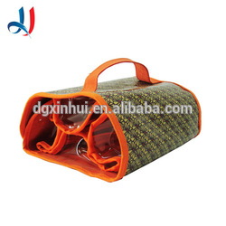 Custom coated canvas coin bag pouches from china