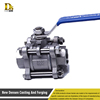 Manufacturer direct marketing cast iron chainwheel knife gate valve
