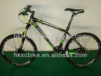 carbon fiber 26'' 30 speed Mountain bike/mountain bycicle/MTB bike cheap price