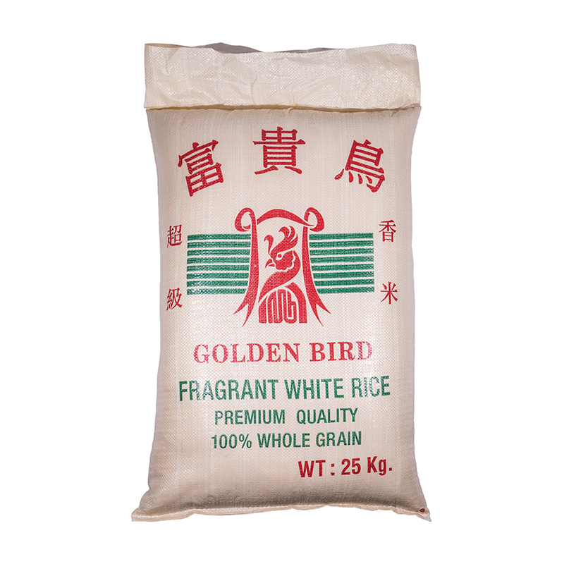 Good Grade Golden Bird Thailand Soft Texture Fragrant Rice 50 KG