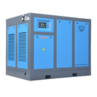 Air compressor for rock drilling machine