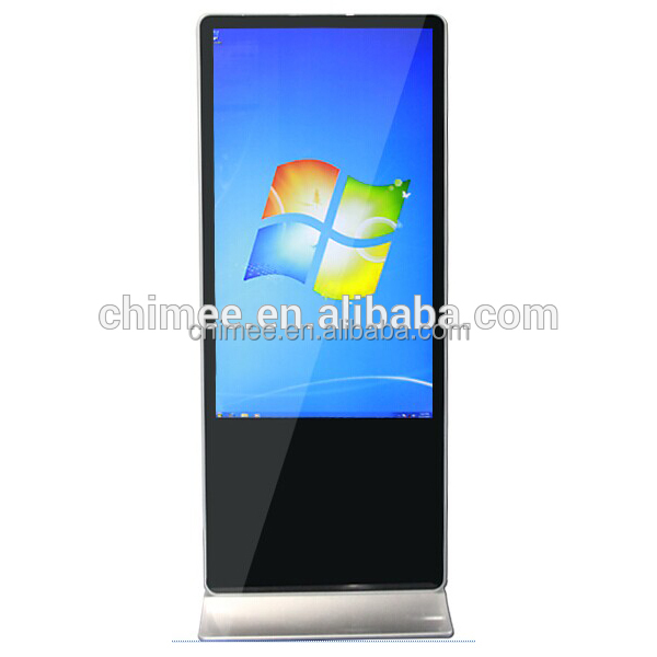 42, 43, 47, 55, 65 inch digital signage display all in one computer pc kiosk price touch