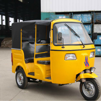 Bajaj Style Three Wheel Motor cycle ricshaw For Passenger With Strong power