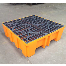 Plastic Containers Spill Pallet