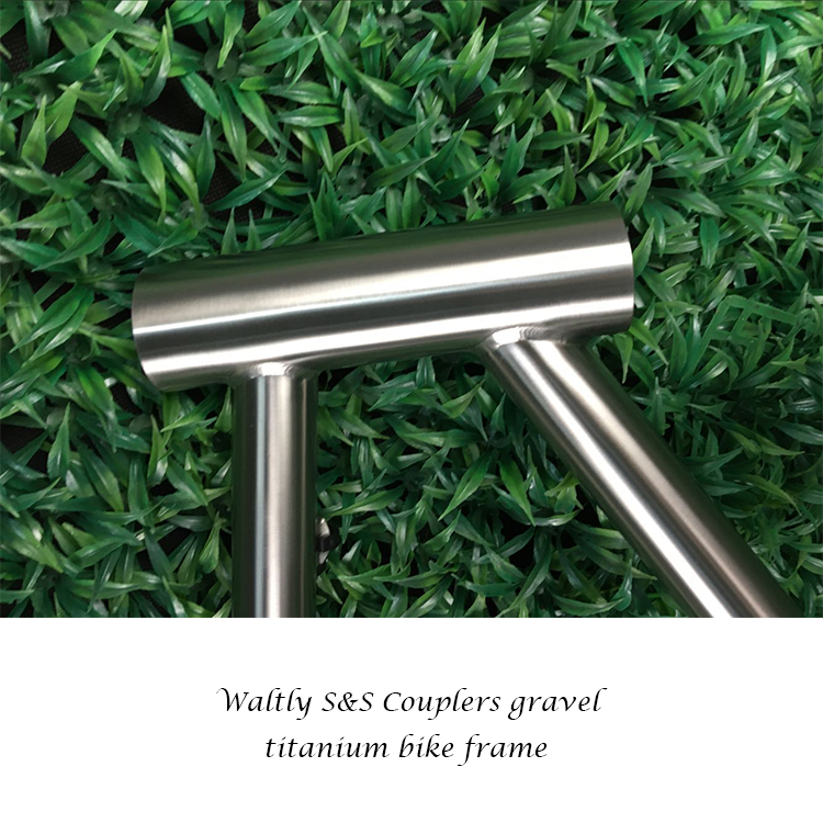 coupler ti bike frame