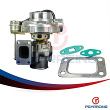 PQY RACING- WGT35 GT30 Turbine A/R .63 Com A/R .70 T3 flange v-band-79mm TURBO TurboCharger internal wastegate PQY-TURBO51