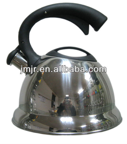 2.5L Durable Favorable Price Stainless Steel Whistling Kettle Tea Kettle