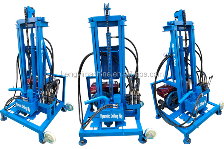 bore well drilling machines in pakistan/ground hole drilling machines/shallow water well drilling rig