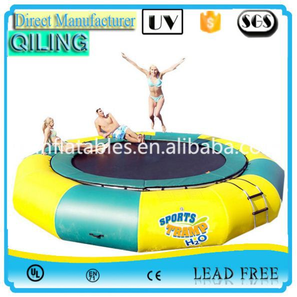 awesome durable combination childrens trampoline for adult