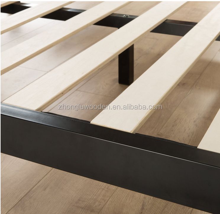Lujoso Reina Muebles Plataforma Del Colchón Galería - Muebles Para ...