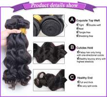 2017 new Natural color body wave Peruvian hair styles pictures peruvian virgin body wave in peruvian