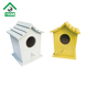 High Quality Unique Small Outdoor Wooden Parrot Bird Cage
