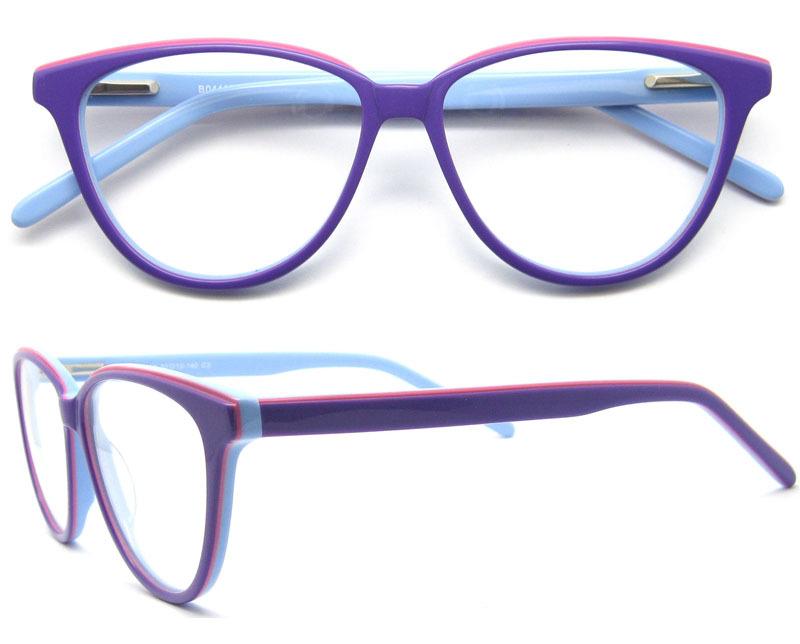 più foto dcf4e 5fee7 2018 Farfalla Innovativi Occhiali Eyewear Lady Occidentale Eyewear Ragazza  Bella Montature Per Occhiali - Buy Occhiali Innovativi,Western ...