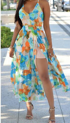 Plus Size Beach Dresses