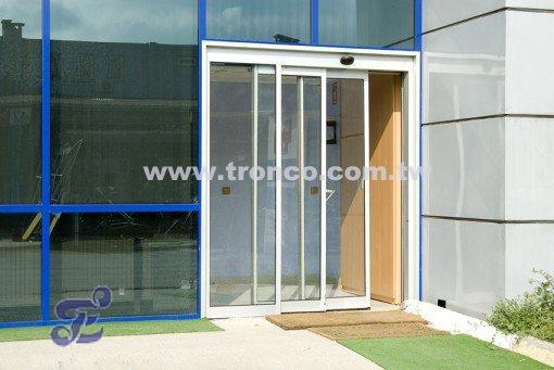 automatique t lescopique porte coulissante portes id de. Black Bedroom Furniture Sets. Home Design Ideas