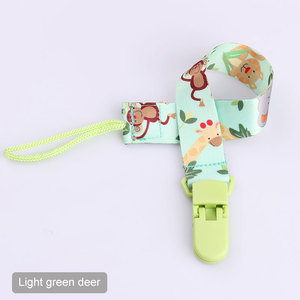 2019 Baby Soothie Pacifier Clip,Factory directly supply various different style and color food grade baby pacifier