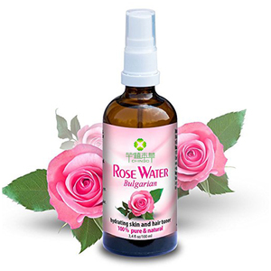 Best prices moisturizing skin pure natural 100ml organic rose water