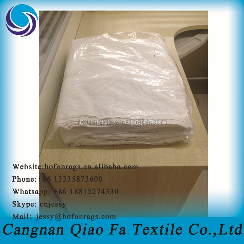 Colored 100% Cotton Wiping Rags T Shirt Cotton Spinning Mill Waste ...