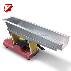 Vibrating Feeder Price Tiny Electromagnetic Mobile Vibrating Conveyor
