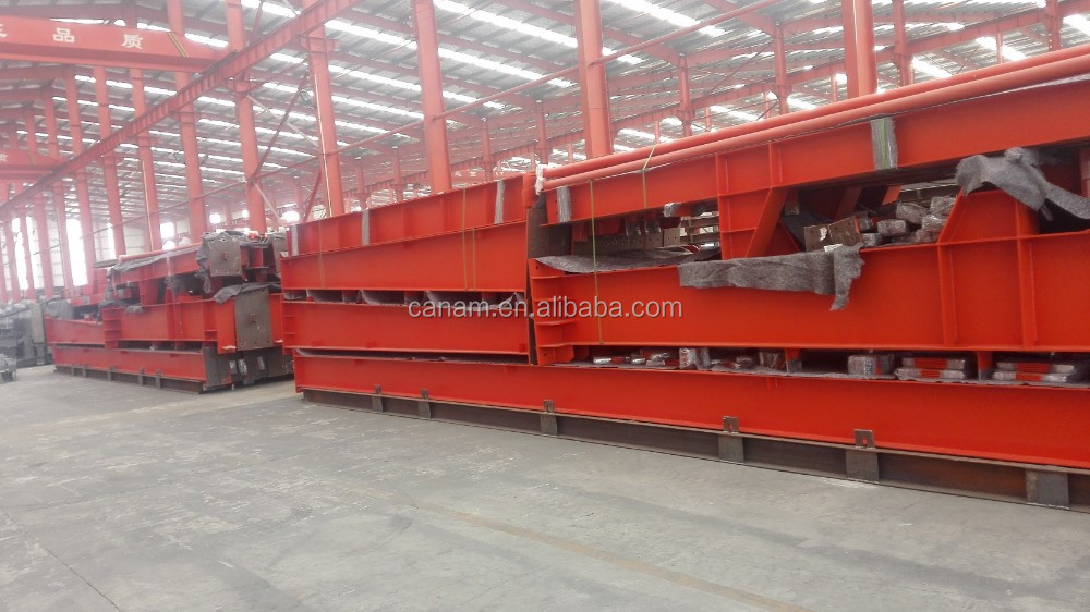 tube truss light steel structure warehouse