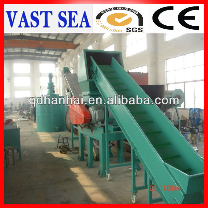 Plastic recycling extruder/making machine/pvc/hdpe/pp