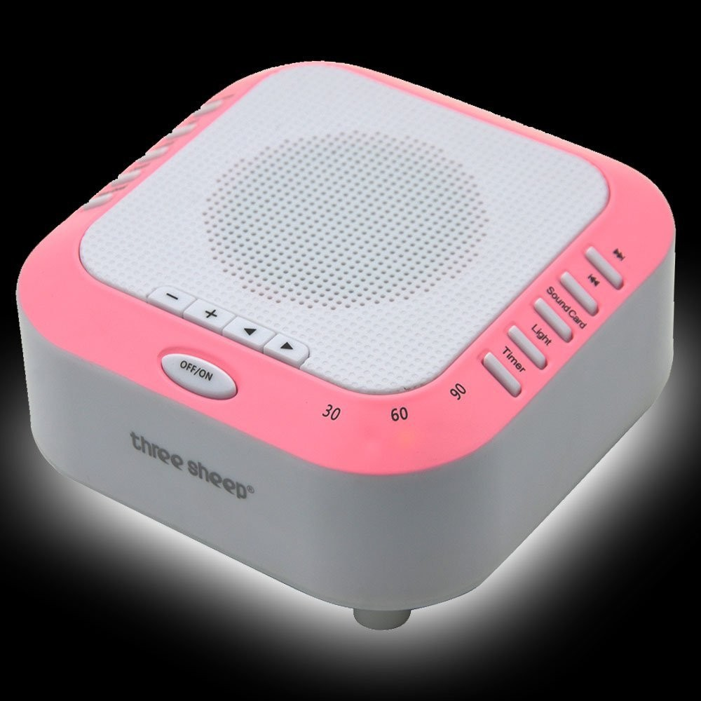 New Type S3 White Noise Sleep Therapy Machine With 5 Natural Sleep Music &  2gb Tf Card For Music Download - Buy White Noise Machine,Baby Sound Machine