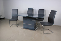 black kitchen table sets DT 793