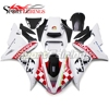 Full Fairings For Yamaha YZF R1 2002 2003 ABS Plastic Injection Motorcycle Fairing Kit Body Kits White Red Black New