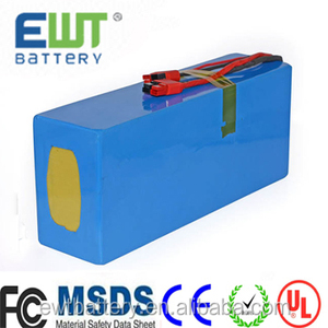 Customized 24v 20ah 60ah 100ah rechargeable lithium ion battery for for electric bike li-ion 24v 20ah lifepo4 battery pack