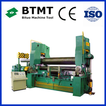 Multifunctional W11S Series dished head flange machine with great price