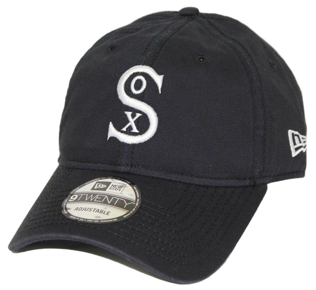 Chicago White Sox New Era MLB 9Twenty Cooperstown Adjustable Navy Hat