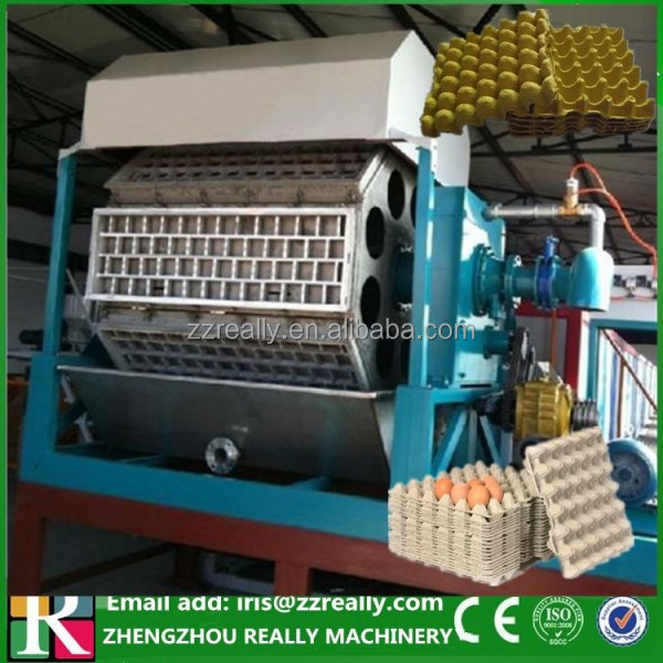 008618638161289 egg tray making machine price / paper egg tray production line 6000pcs/h