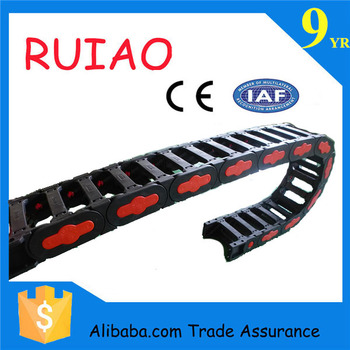 Ruiao Tez25 Flexible Electrical Wire Tracks Of China Supplier ...