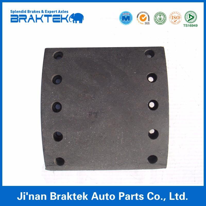Brake Lining Manufactures China Truck Brake Lining 19094