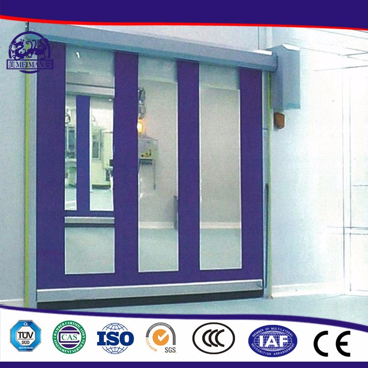 2017 High Quality Hot Sale plastic roll up door