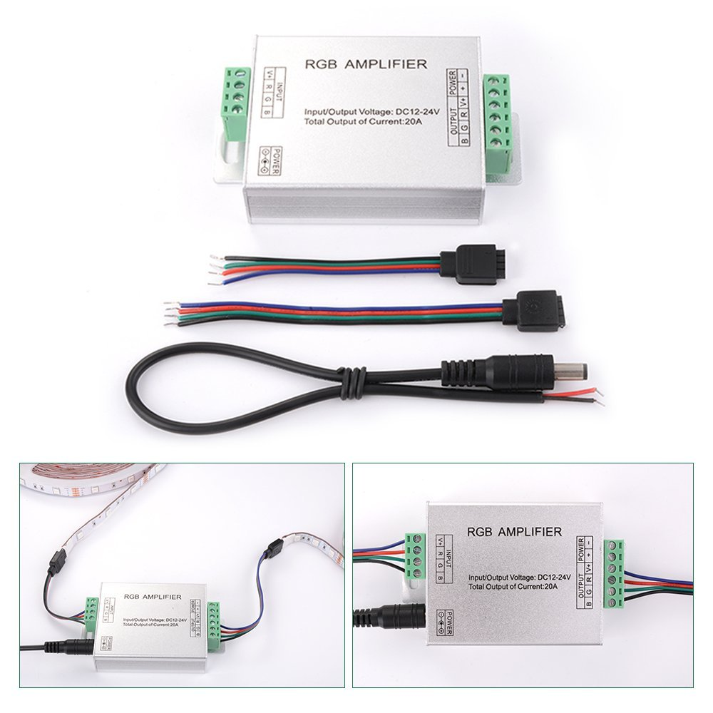Rgb Led Power Repeater Suppliers And Manufacturers At