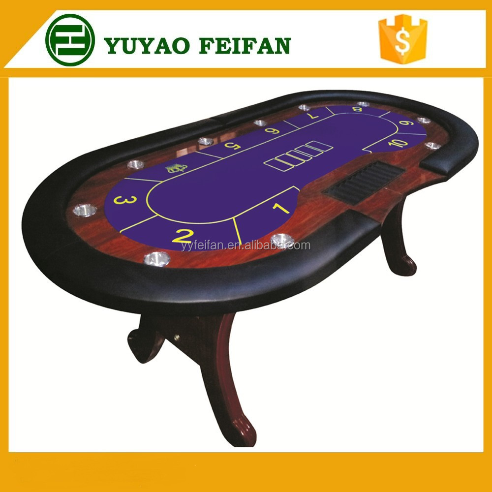 Attrayant New Coming Felt Poker Table Top Casino Poker Table Top