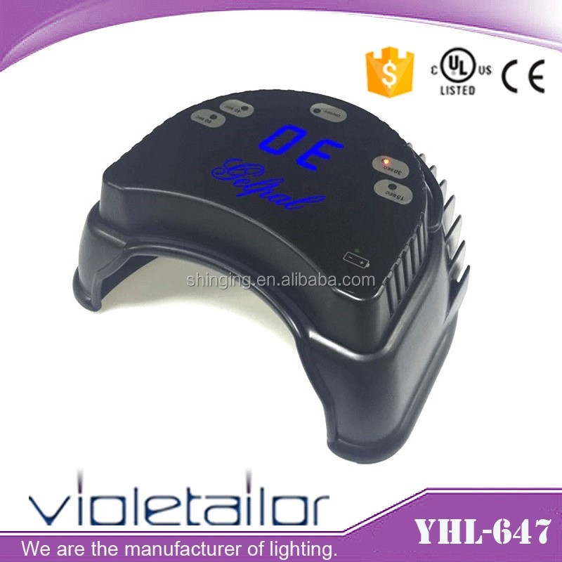 High quality comfortable eye contact Contains the <strong>freight</strong> 60w led uv lamp