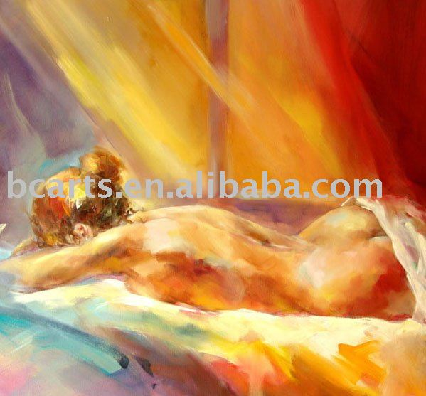 hot open sexy girl sex picture,Outstanding body painting abstract art, bathroom wall decoration canvas painting Hotels Wholesale