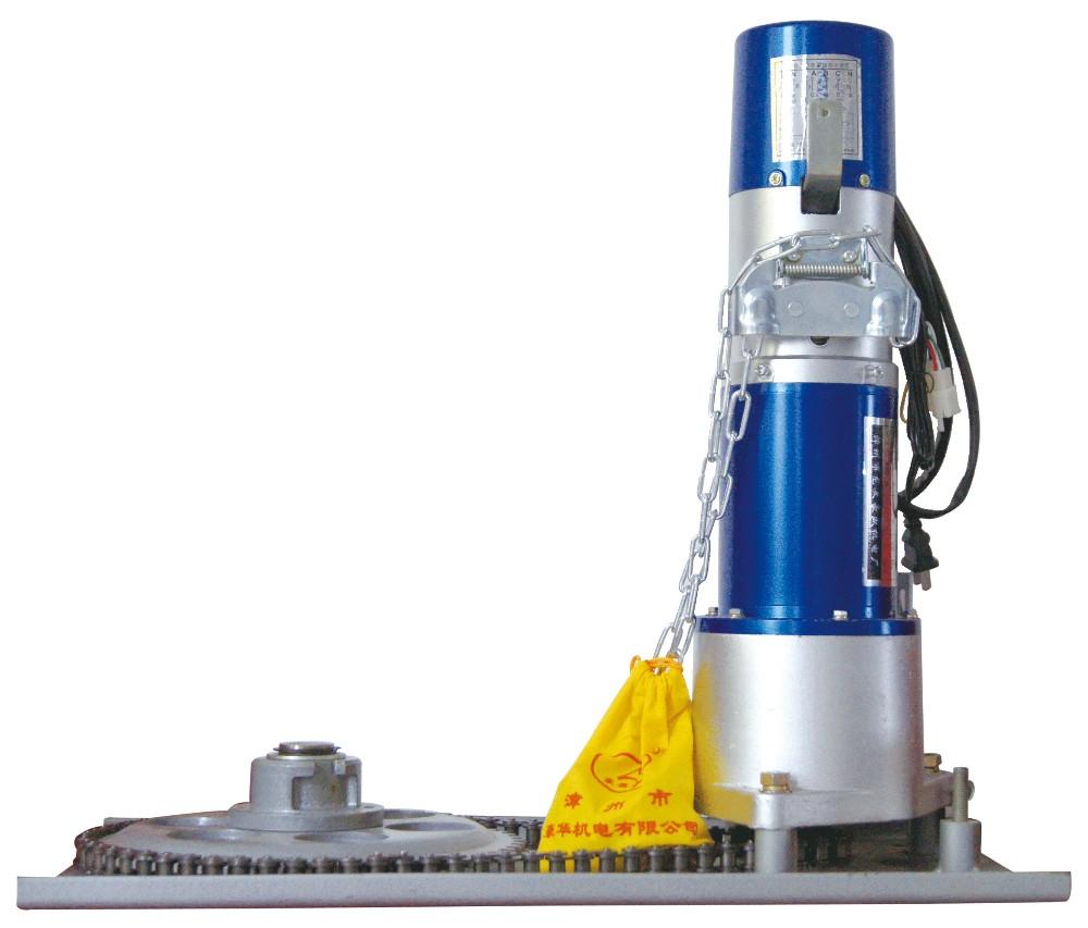 Chain drive electric rolling shutter door motor buy for Roller shutter electric motors