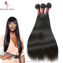 4 Bundles Silky Straight Wholesale 8a Human Hair Weave New Style Grade 7a Virgin Indian Hair Weave