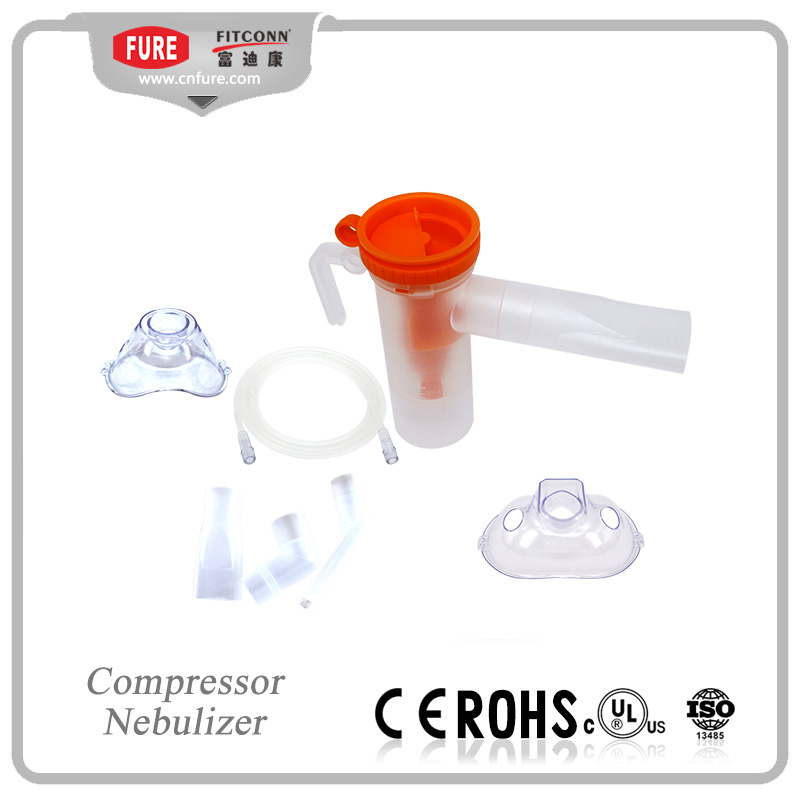 Surgical Supplies Type CVS Asthma Free Nebulizer Machine