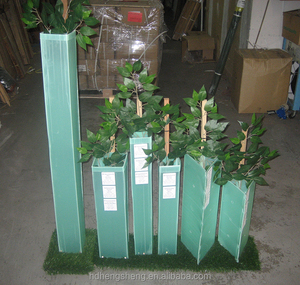 PP CORRUGATED PLASTIC COROPLAST FLUTED HOLLOW SHEET shrubs tree guard